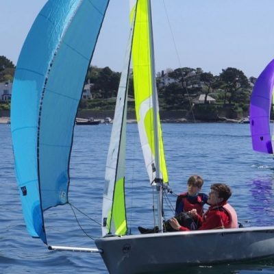 Sunday Junior Sail Training